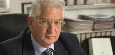 Domnul Prof. Dr. Alexandru Vlad Ciurea, oaspetele Hotelului Savoy