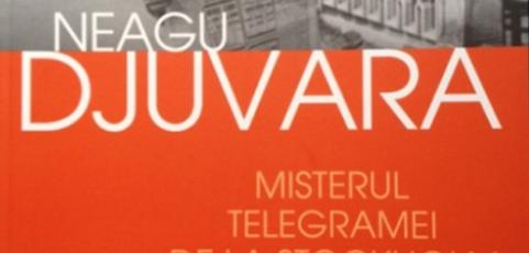 Lecturi de vara – Misterul Telegramei de la Stockholm