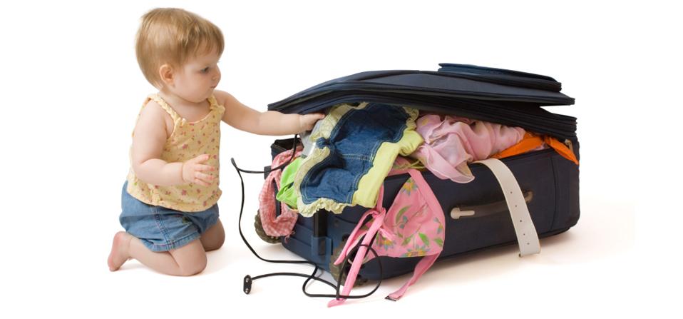 Prima vacanta cu copilul, in Romania